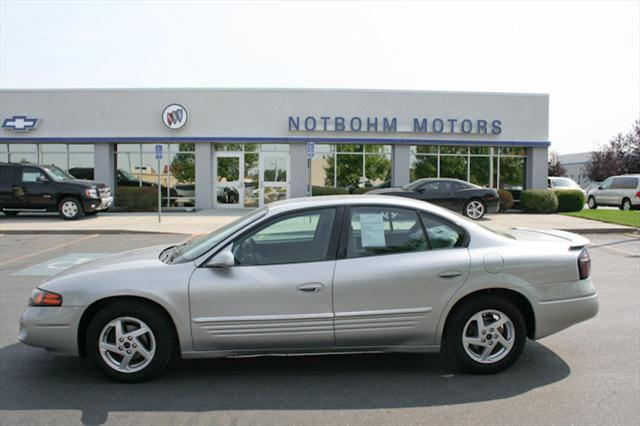 2004 pontiac bonneville se for sale in miles city montana for Notbohm motors used cars