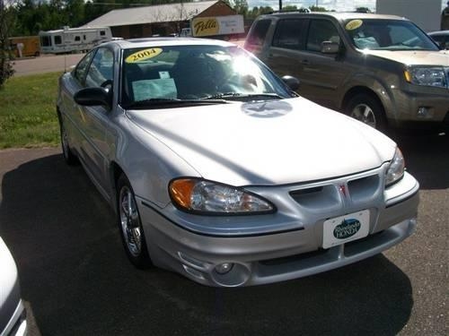 2004 Pontiac Grand Am 2dr Car GT