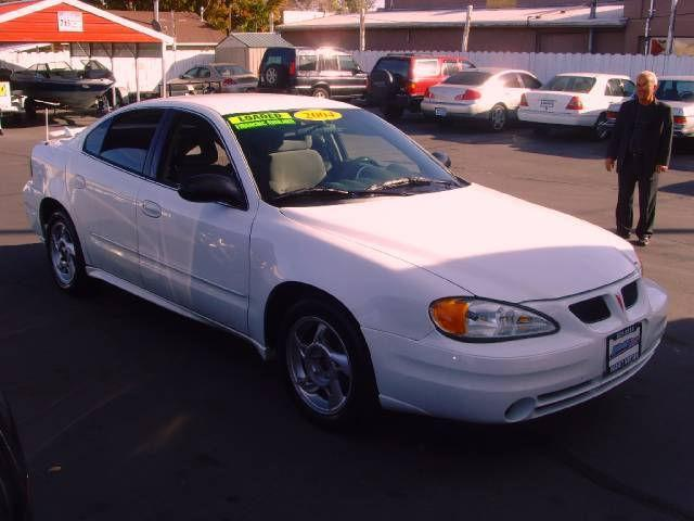 2004 pontiac grand am for sale in reno nevada classified. Black Bedroom Furniture Sets. Home Design Ideas