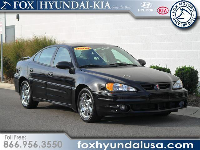 2004 pontiac grand am gt for sale in grand rapids michigan classified. Black Bedroom Furniture Sets. Home Design Ideas