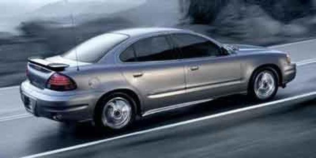2004 Pontiac Grand Am Gt For Sale In Robinson Illinois