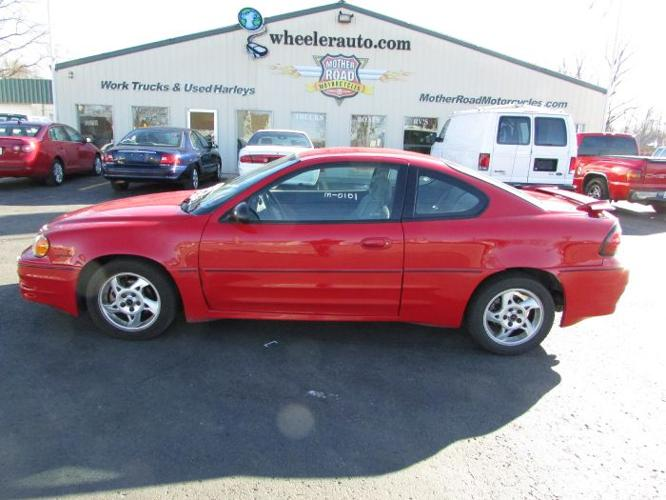 2004 pontiac grand am gt springfield mo for sale in springfield missouri classified. Black Bedroom Furniture Sets. Home Design Ideas