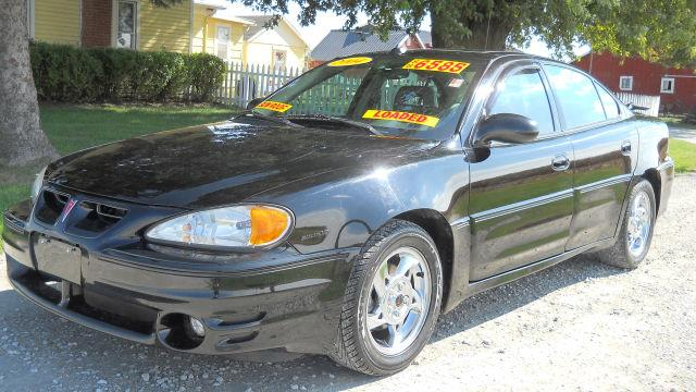 2004 pontiac grand am gt1 for sale in kalona iowa classified. Black Bedroom Furniture Sets. Home Design Ideas