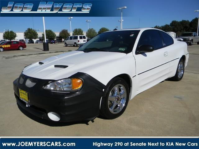 2004 Pontiac Grand Am GT1