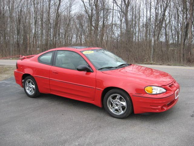 2004 pontiac grand am gt for sale in swanton vermont. Black Bedroom Furniture Sets. Home Design Ideas