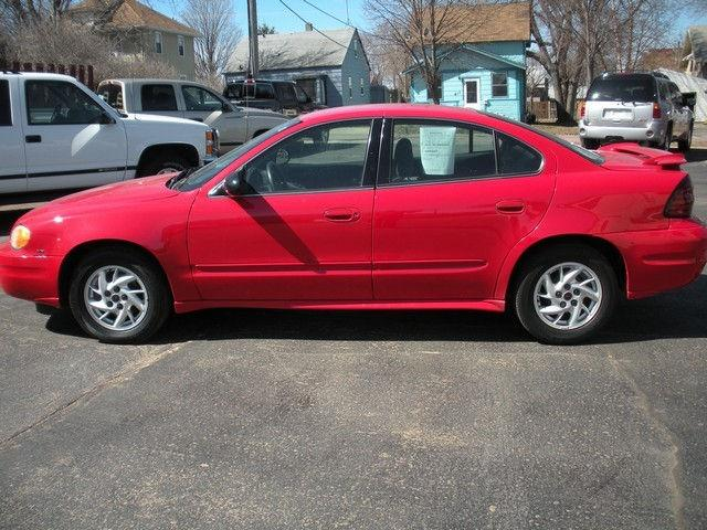 2004 pontiac grand am se 1 for sale in sioux falls south dakota classified. Black Bedroom Furniture Sets. Home Design Ideas