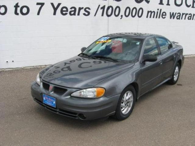 2004 pontiac grand am se 1 for sale in laramie wyoming classified. Black Bedroom Furniture Sets. Home Design Ideas