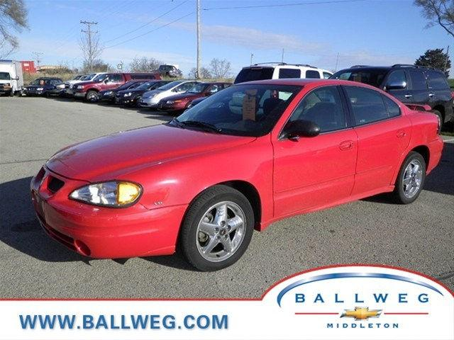 2004 pontiac grand am se 1 for sale in middleton wisconsin classified. Black Bedroom Furniture Sets. Home Design Ideas