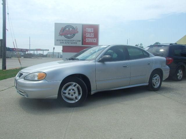 2004 pontiac grand am se for sale in vinton iowa classified. Black Bedroom Furniture Sets. Home Design Ideas