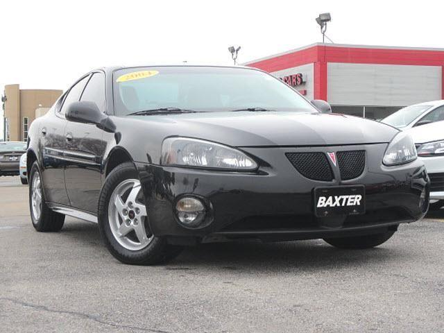 Used 2004 Pontiac Grand Prix For Sale Pricing Features