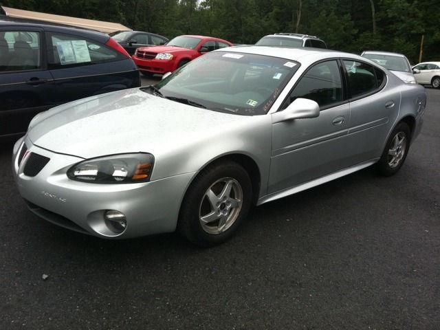 2004 pontiac grand prix gt1 for sale in swiftwater pennsylvania classified. Black Bedroom Furniture Sets. Home Design Ideas