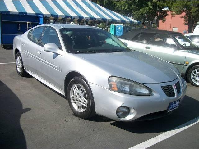 2004 pontiac grand prix gt1 for sale in pittsburg california classified. Black Bedroom Furniture Sets. Home Design Ideas