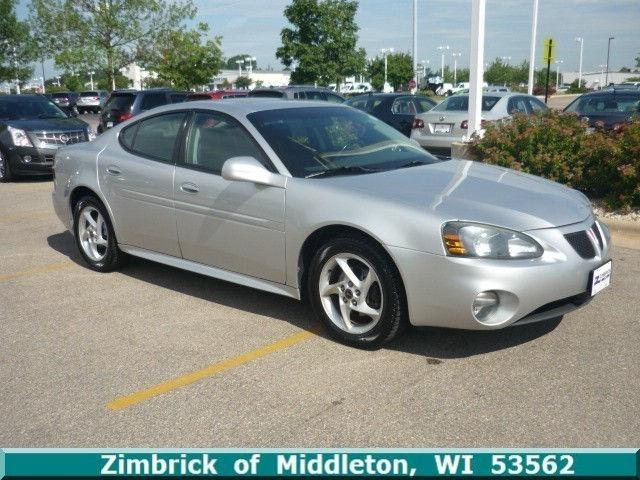 2004 pontiac grand prix gtp for sale in middleton wisconsin classified. Black Bedroom Furniture Sets. Home Design Ideas