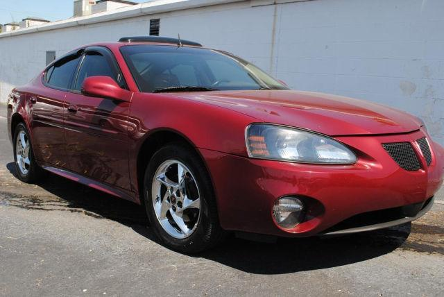 2004 pontiac grand prix gtp for sale in ashland kentucky classified. Black Bedroom Furniture Sets. Home Design Ideas