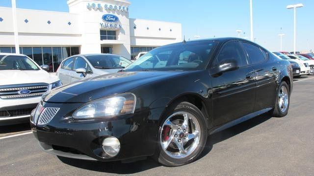 2004 Pontiac Grand Prix Gtp For Sale In Yukon Oklahoma