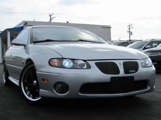 2004 pontiac gto for sale in fredericksburg virginia classified. Black Bedroom Furniture Sets. Home Design Ideas