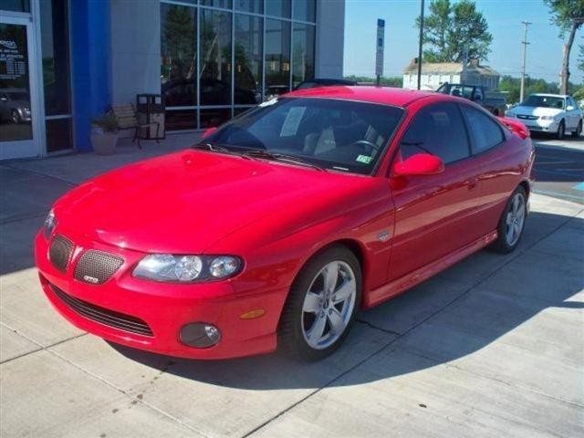 2004 pontiac gto for sale in butler pennsylvania classified. Black Bedroom Furniture Sets. Home Design Ideas