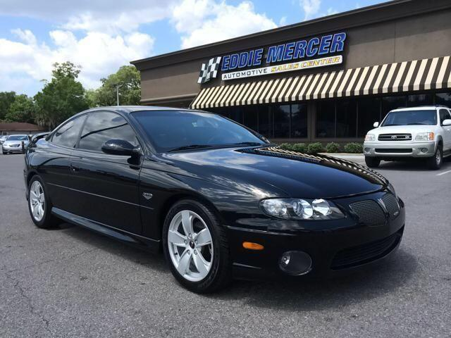 2004 pontiac gto for sale in pensacola florida classified. Black Bedroom Furniture Sets. Home Design Ideas