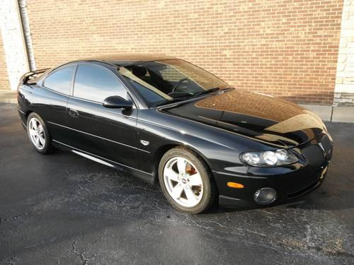 2004 pontiac gto coupe for sale in machesney park illinois classified. Black Bedroom Furniture Sets. Home Design Ideas