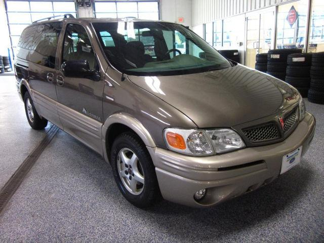 2004 Pontiac Montana For Sale In Middleton  Wisconsin