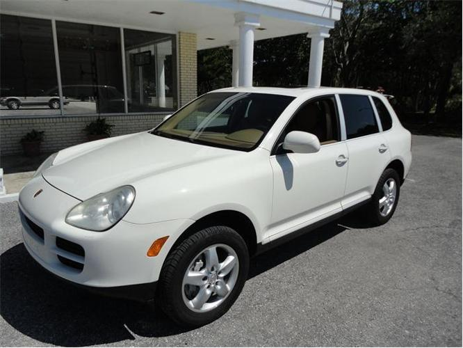 2004 porsche cayenne for sale in sarasota florida classified. Black Bedroom Furniture Sets. Home Design Ideas