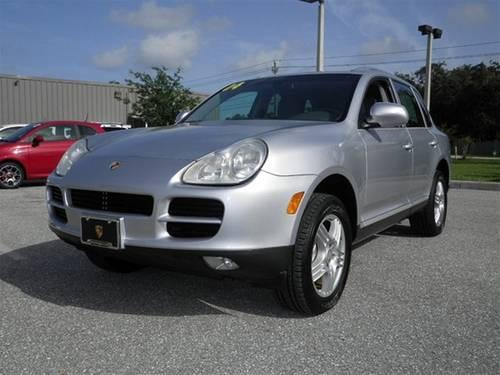 2004 porsche cayenne s for sale in sarasota florida classified. Black Bedroom Furniture Sets. Home Design Ideas