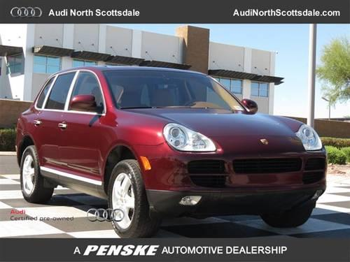 2004 Porsche Cayenne Suv 4dr S Awd Suv For Sale In Phoenix