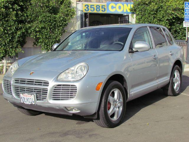 2004 porsche cayenne turbo awd 4dr suv for sale in san diego california classified. Black Bedroom Furniture Sets. Home Design Ideas