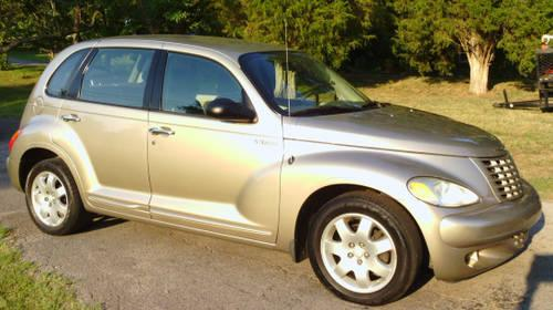 Pt Cruiser Gold Americanlisted