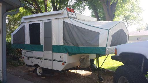 2004 Rockwood Pop Up Camper For Sale In East Orchard Mesa