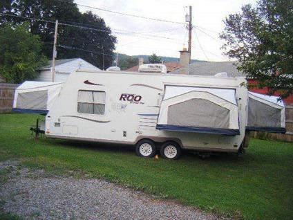 Rockwood Pop Up Campers >> 2004 Rockwood Roo hybrid camper Travel Trailer RV 3 fold ...
