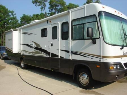 2004 salem forest river 27bh bunkhouse model 32' end to