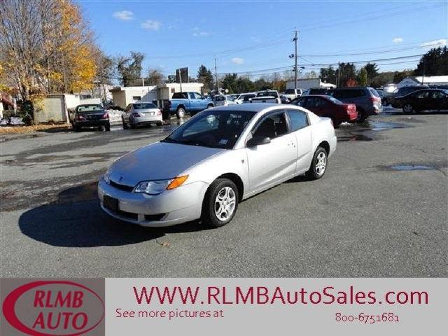 2004 saturn ion 2 for sale in kenvil new jersey. Black Bedroom Furniture Sets. Home Design Ideas