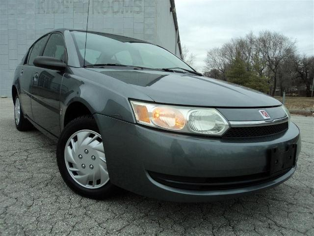 2004 saturn ion 2 for sale in kansas city missouri. Black Bedroom Furniture Sets. Home Design Ideas