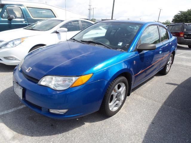 2004 Saturn Ion 3 3 4dr Coupe