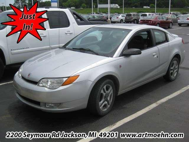 2004 Saturn Ion 3 For Sale In Jackson Michigan Classified