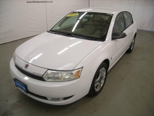 2004 Saturn ION 4dr Sedan 3 3