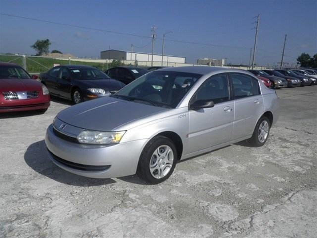 2004 saturn ion sedan 2 for sale in wichita kansas. Black Bedroom Furniture Sets. Home Design Ideas