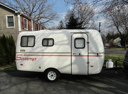 2004 Scamp Camper One Owner
