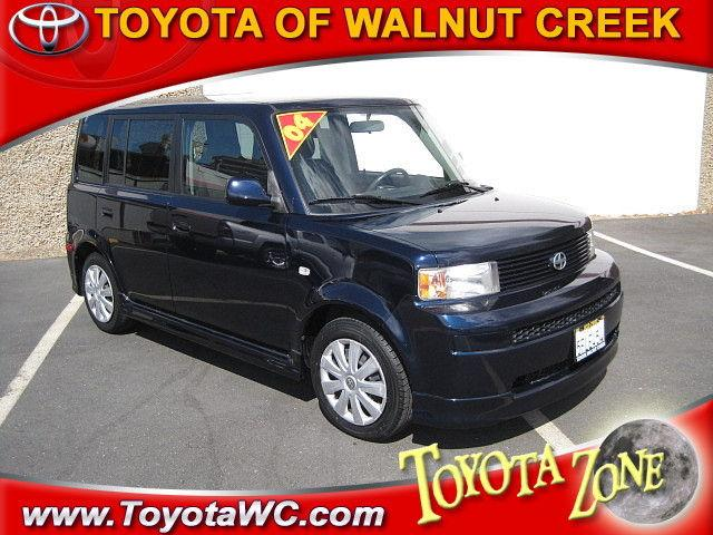 2004 scion xb for sale in walnut creek california. Black Bedroom Furniture Sets. Home Design Ideas