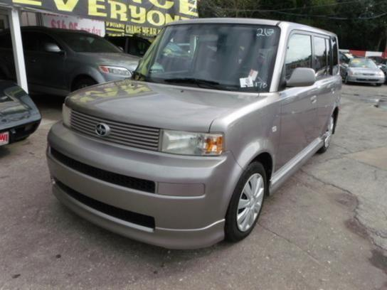 2004 scion xb silver for sale in cocoa florida. Black Bedroom Furniture Sets. Home Design Ideas