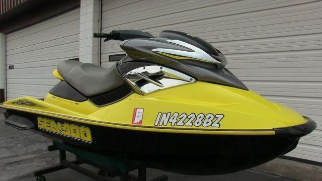 2004 Sea-Doo RXP supercharged 215hp 4-stroke jet ski, Louisville KY.