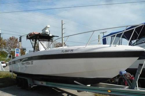 2004 Sea Hunt 20' dual console 150hp Yamaha