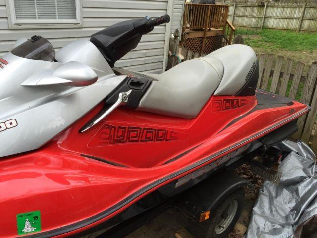 2004 Seadoo Gtx Wake For Sale In Crownsville  Maryland