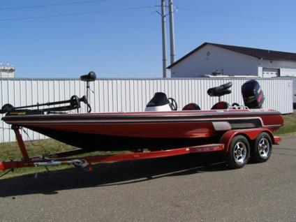 `2004` Skeeter Zx225 Bass Fiberglass` Boat Yamaha 225 Vmax ...