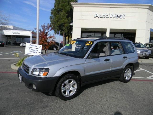 2004 subaru forester 2 5 x for sale in roseville california classified. Black Bedroom Furniture Sets. Home Design Ideas