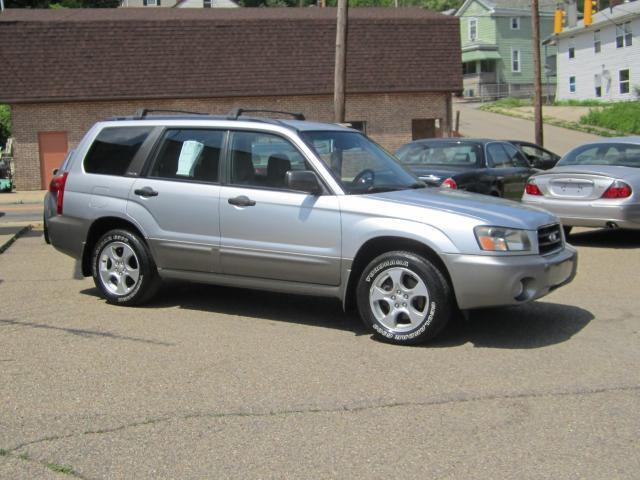 2004 subaru forester 2 5 xs for sale in bridgeport ohio classified. Black Bedroom Furniture Sets. Home Design Ideas