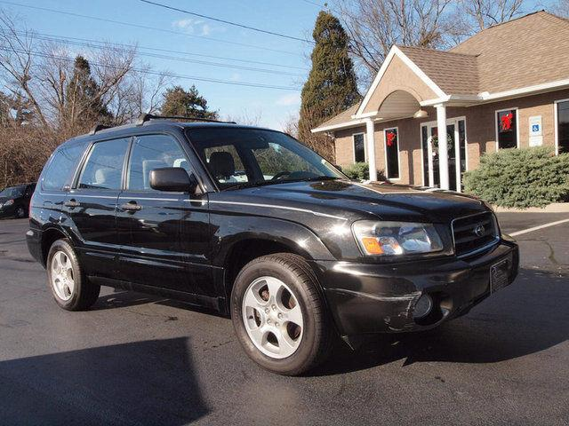 2004 subaru forester 2 5 xs for sale in maryville tennessee classified. Black Bedroom Furniture Sets. Home Design Ideas