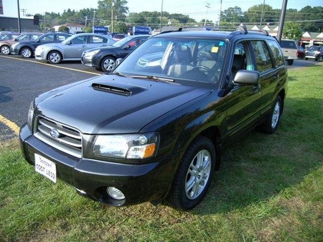 2004 subaru forester 2 5 xt for sale in albany new york classified. Black Bedroom Furniture Sets. Home Design Ideas