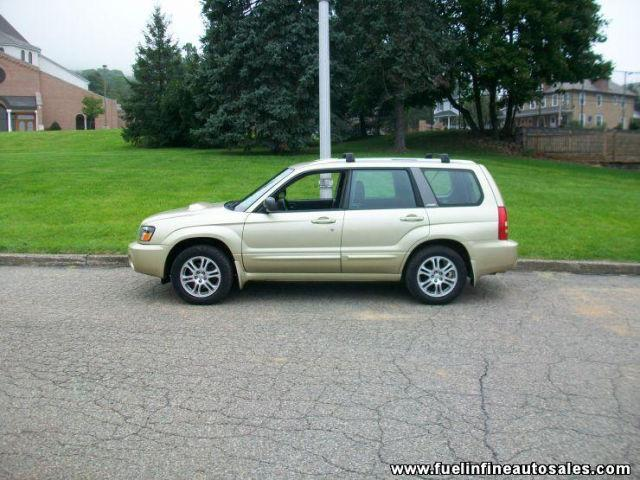 2004 subaru forester 2 5 xt for sale in pen argyl pennsylvania classified. Black Bedroom Furniture Sets. Home Design Ideas